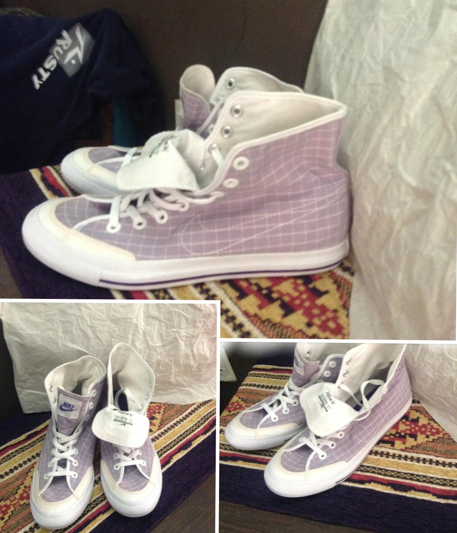 Zapatillas Nike originales femeninas sin uso N*38. Interesado comunicarse por privado.