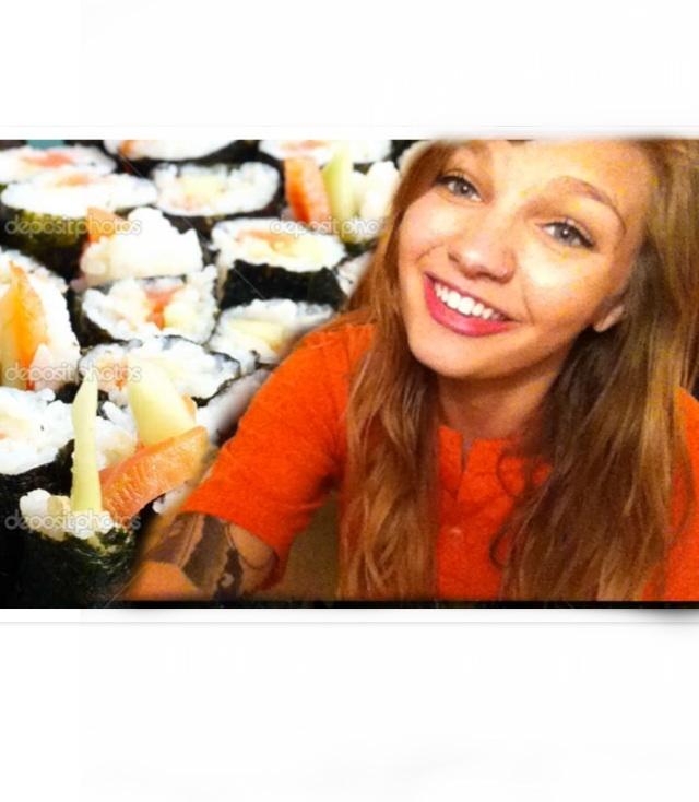 Thinking of sushi