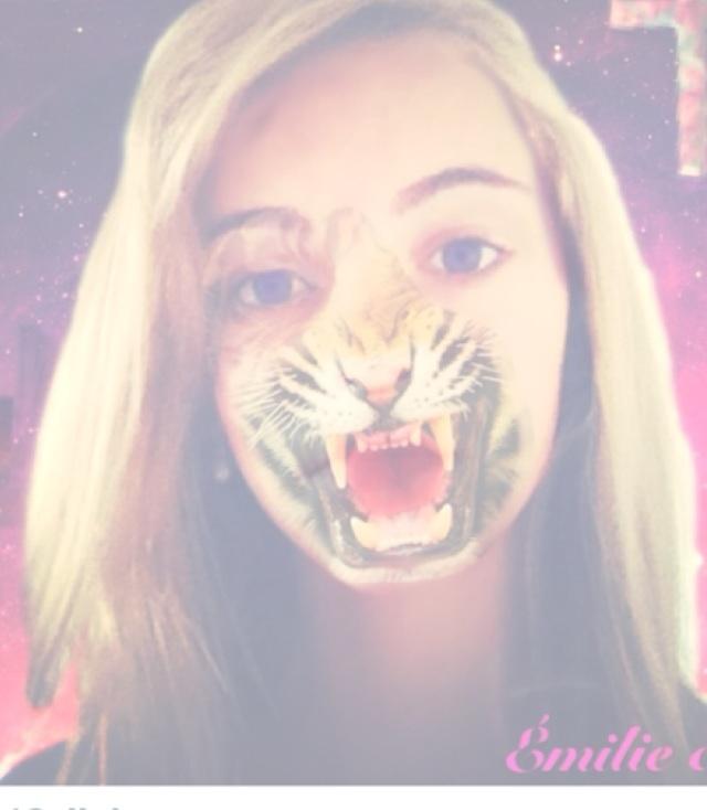 Moi façon tigre