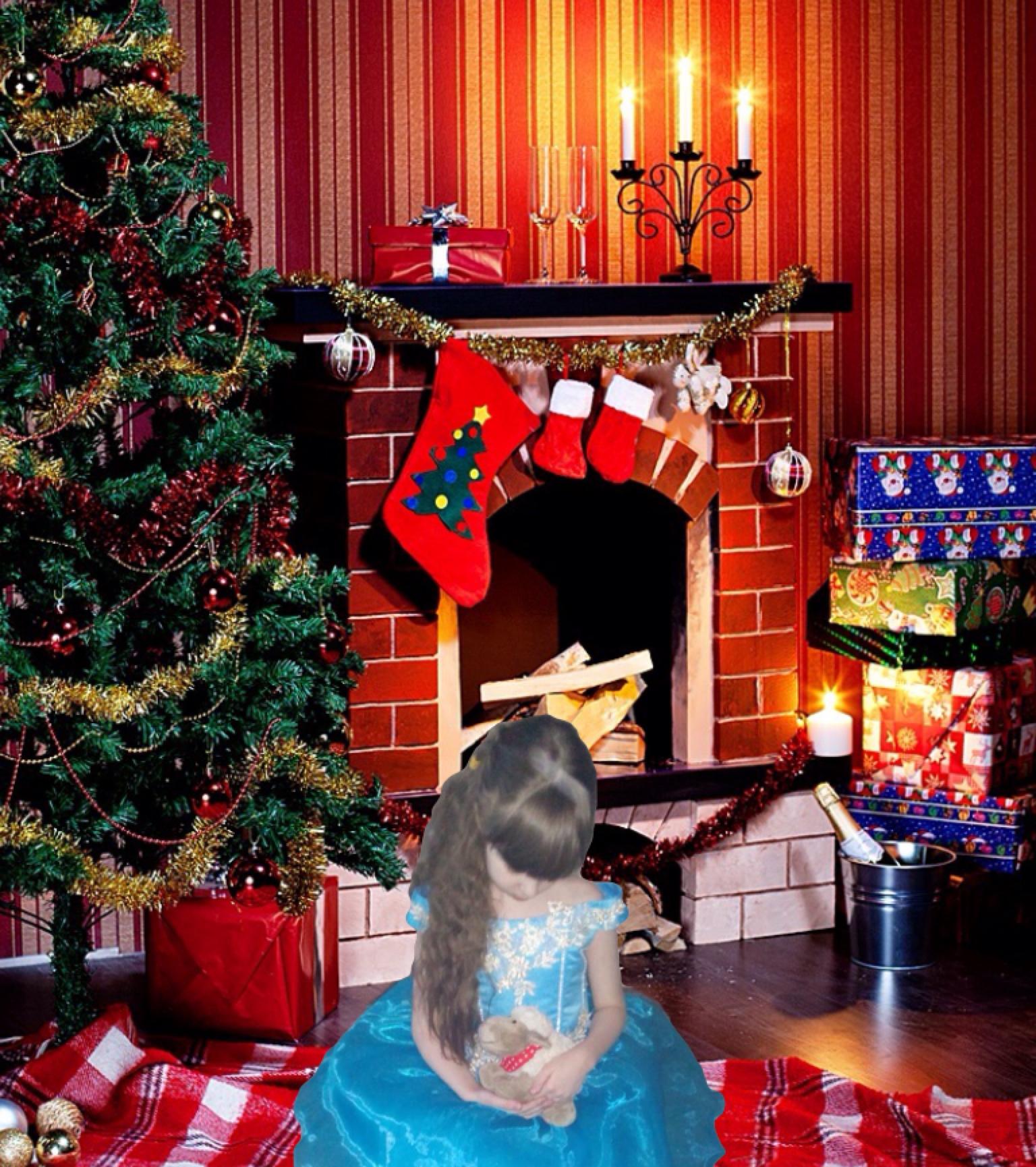 Фотосессия новогодняя дома своими руками