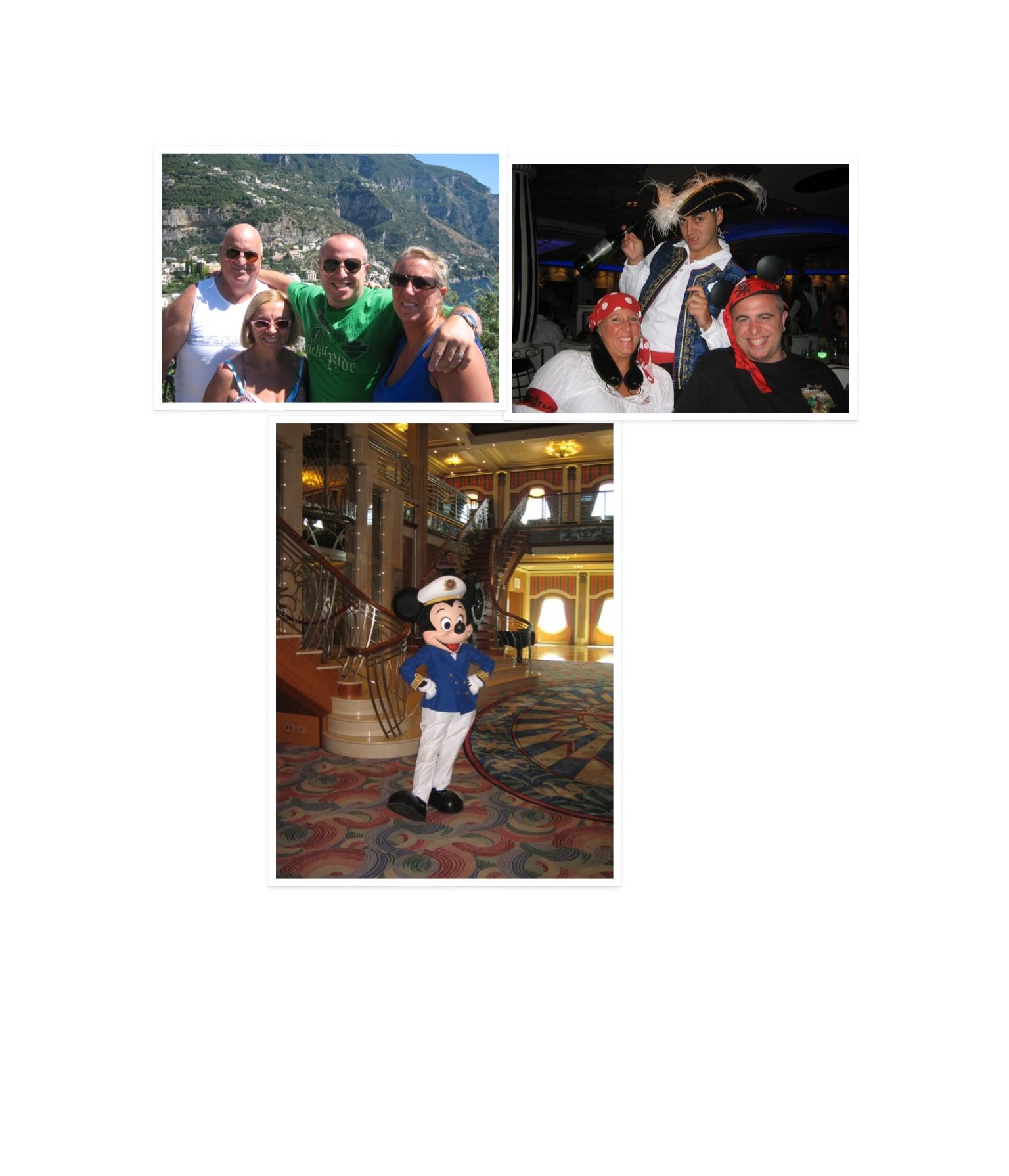Mediterranean Cruise Disney Magic, August 31, 2013