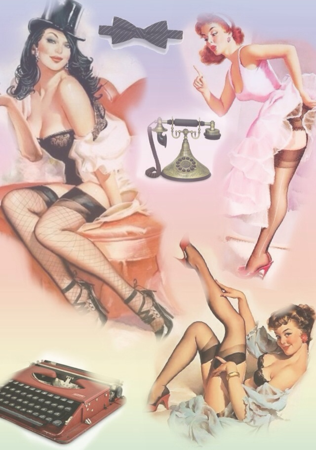 Keep calm and live pinup✌️