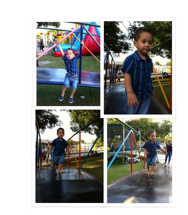 Domingo de parque