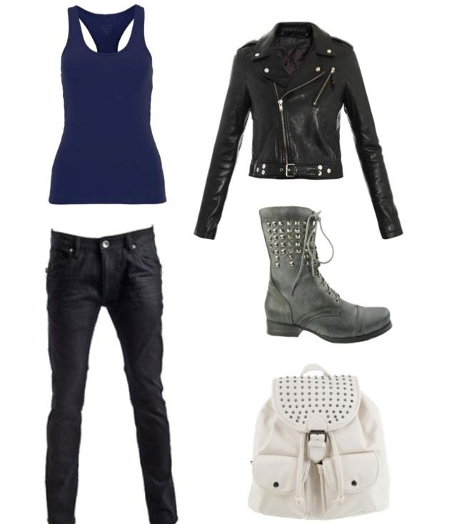Punk Rock Outfit...