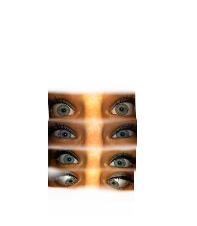 My eyes :3