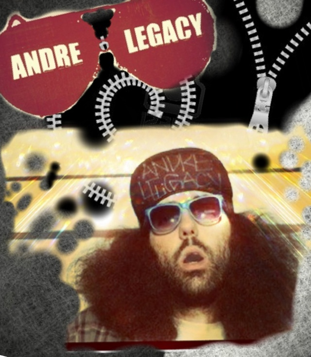 The mofo man Andre Legacy