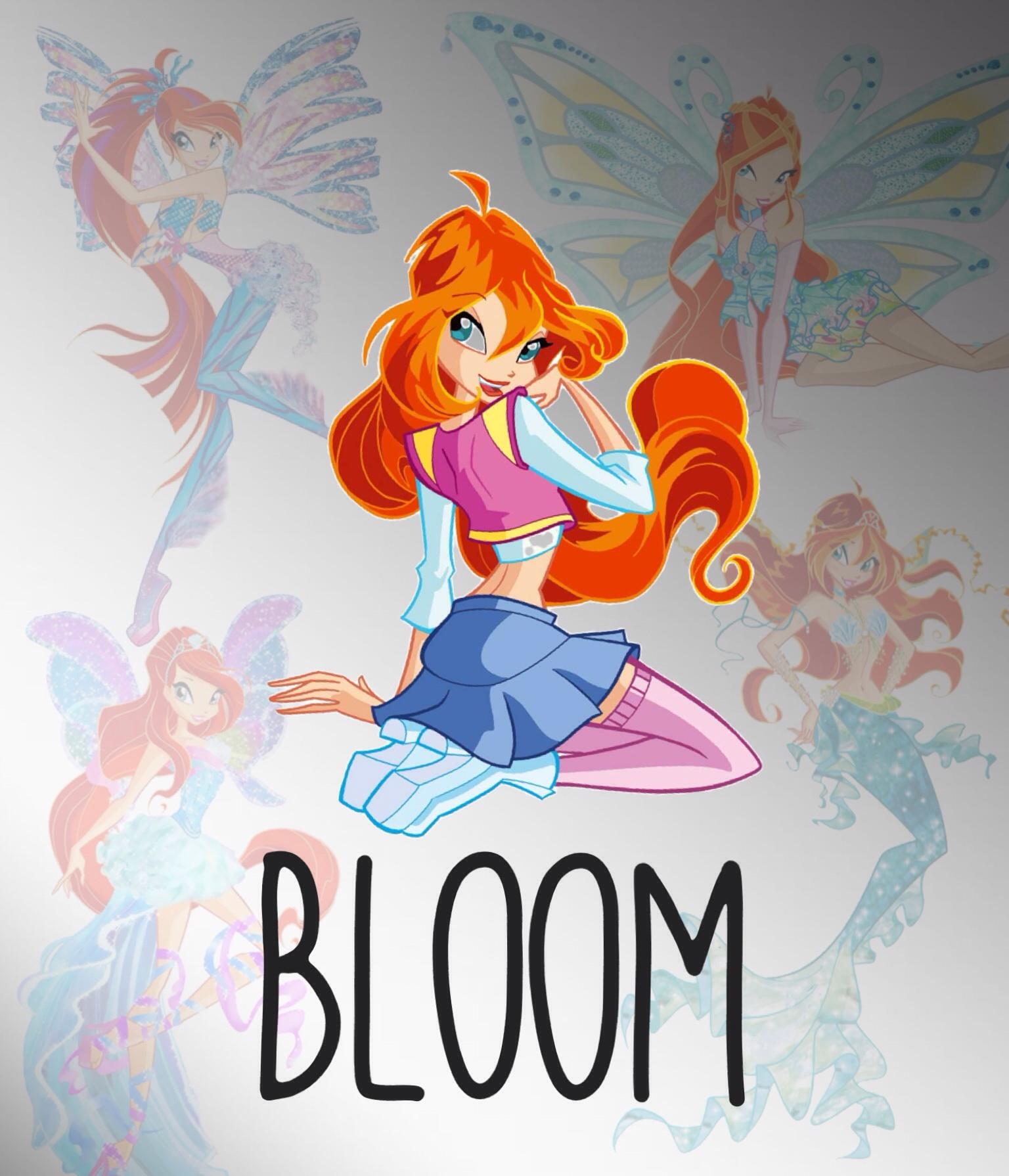 Bloom winx