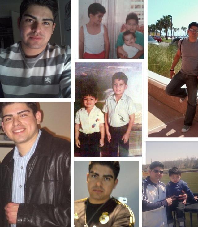 El mejor hermano, hijo y papa! HBD broth tkm