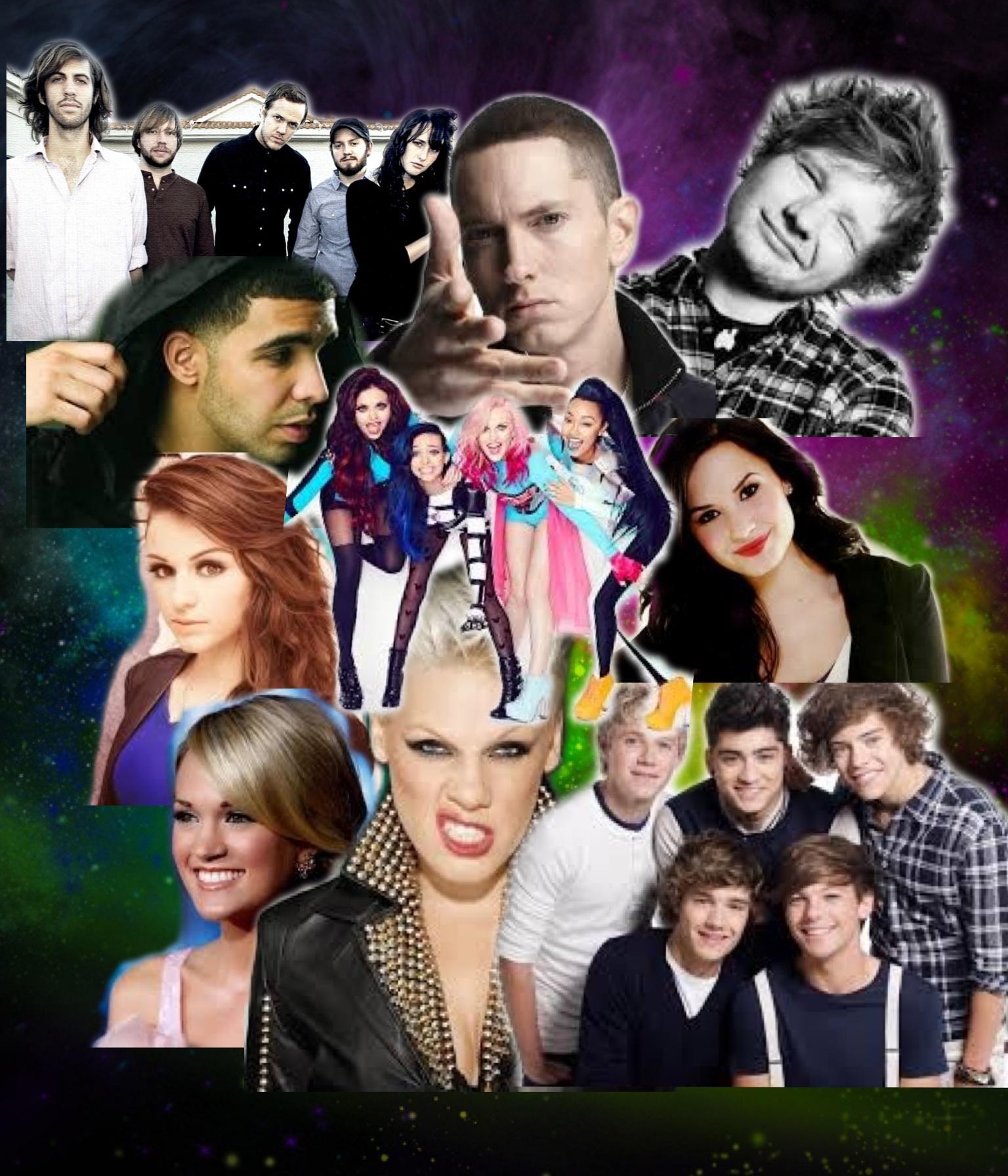 My idols(: