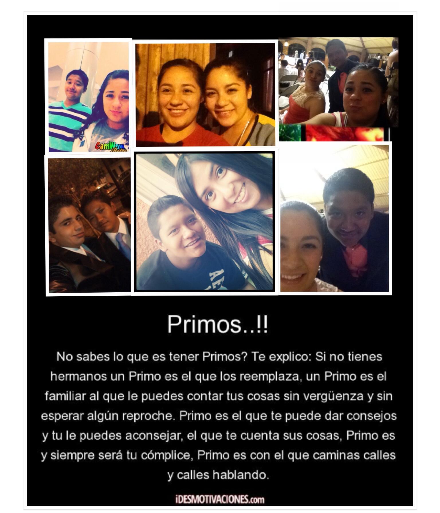 Primos :3
