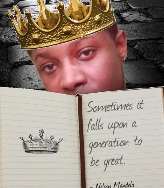#KINGSHIT