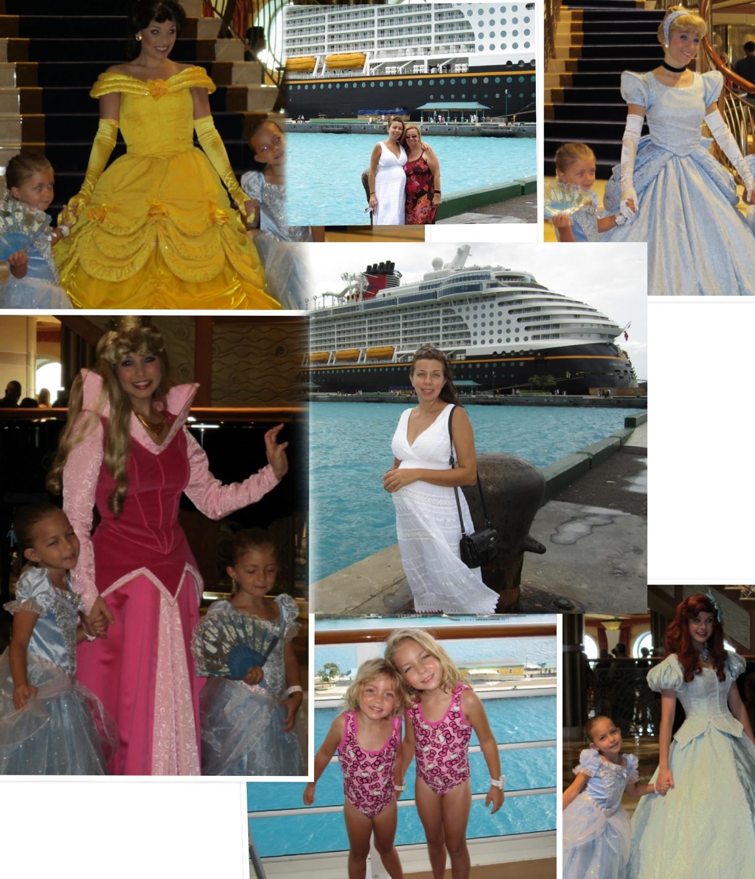 Disney Caribbean Cruise 2011, Three Generation!