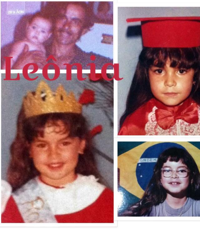 Leônia criança