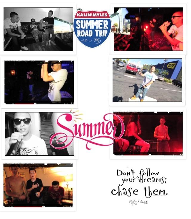 #Summer #KAMontour  so proud @KalinAndMyles @JakeeyP