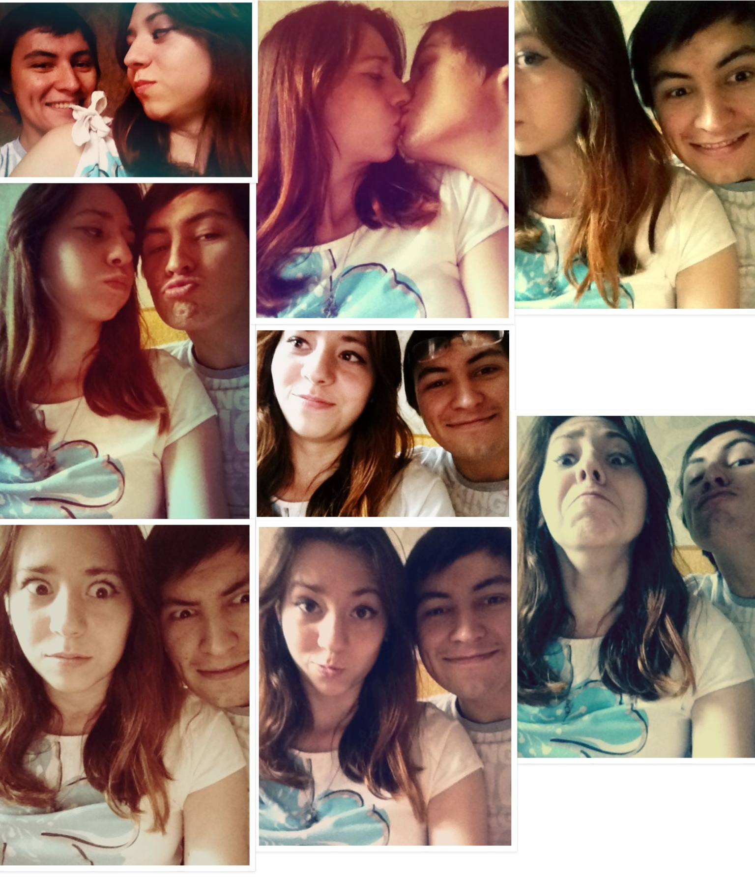 I love you****