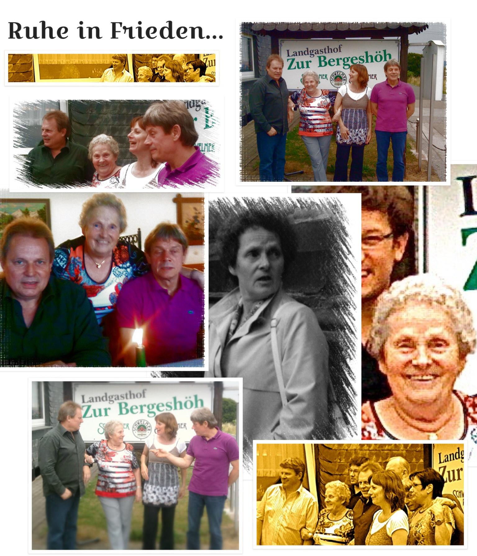 Liebe Oma, nach einem Leben für die Familie: