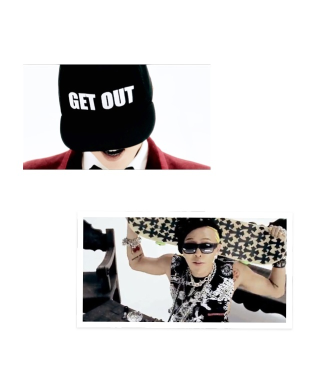Get out~ GD