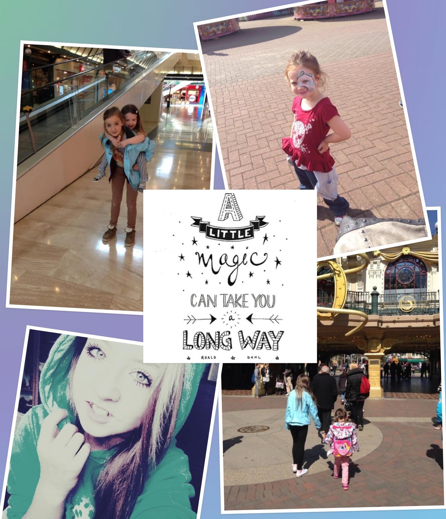 Me + my wee princess<3