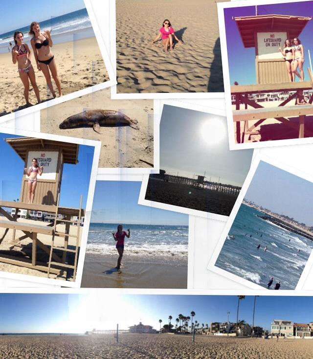 Had so much fun at the beach!!!