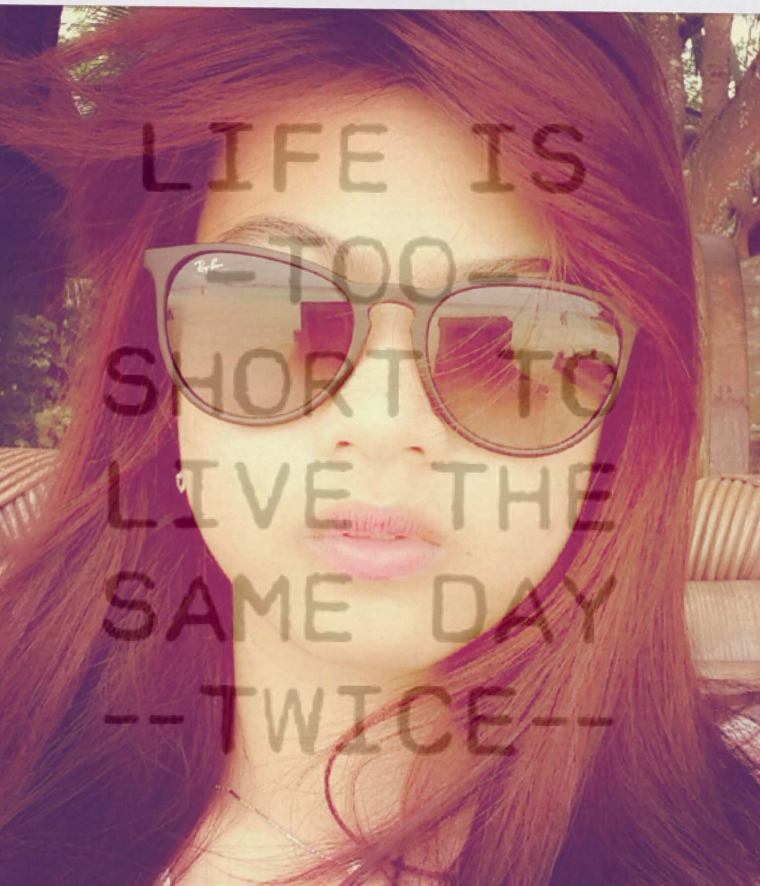 Life is too short,......