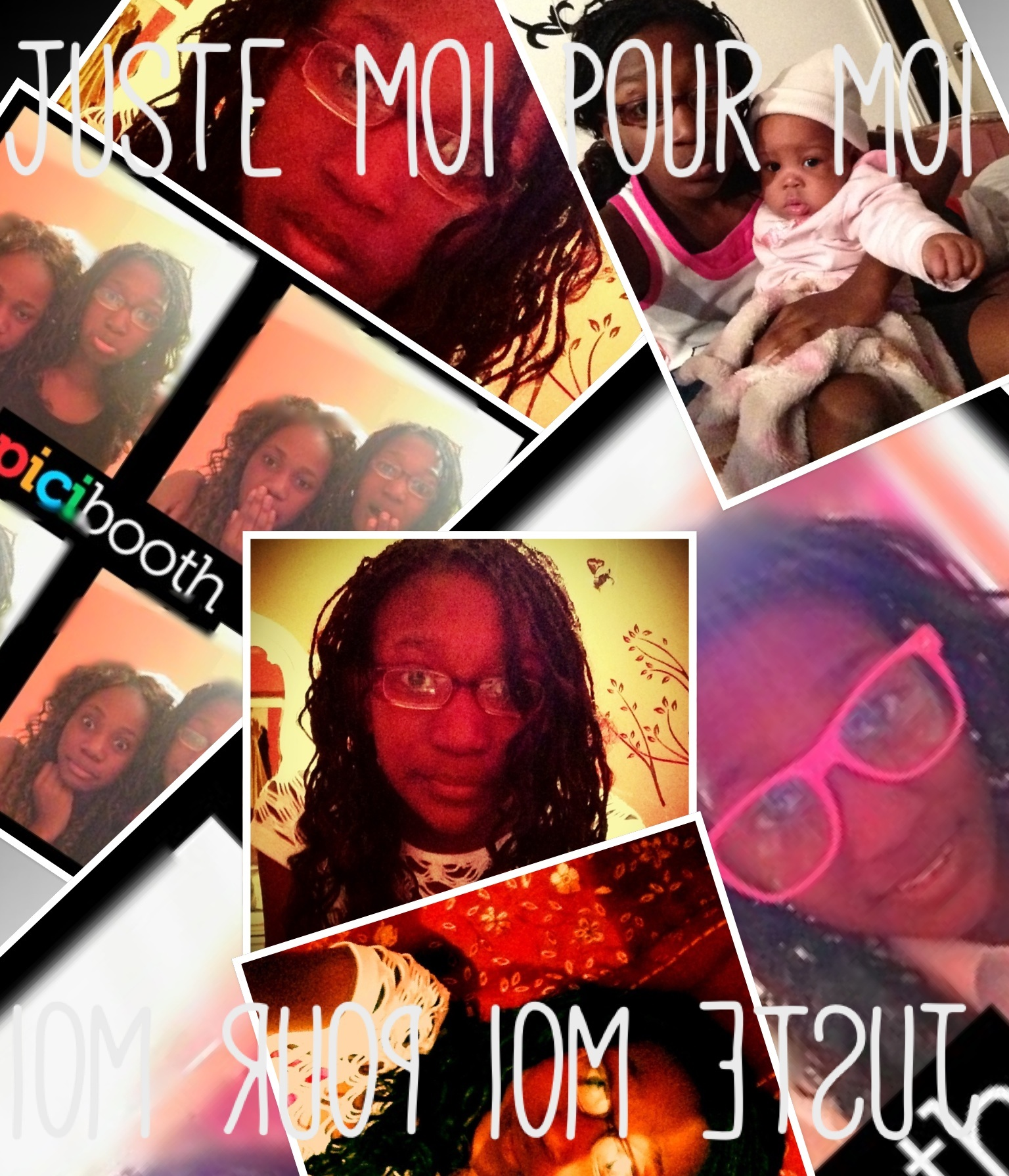 I love my self like i im- je maime comme je suis