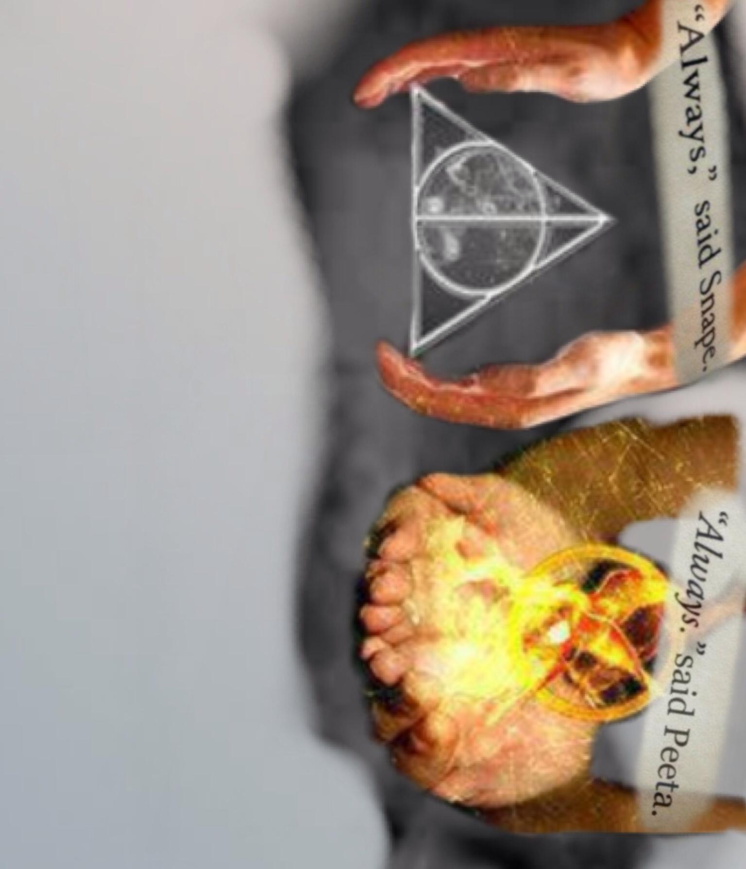 """Always"" (Hunger Games/Harry Potter)"