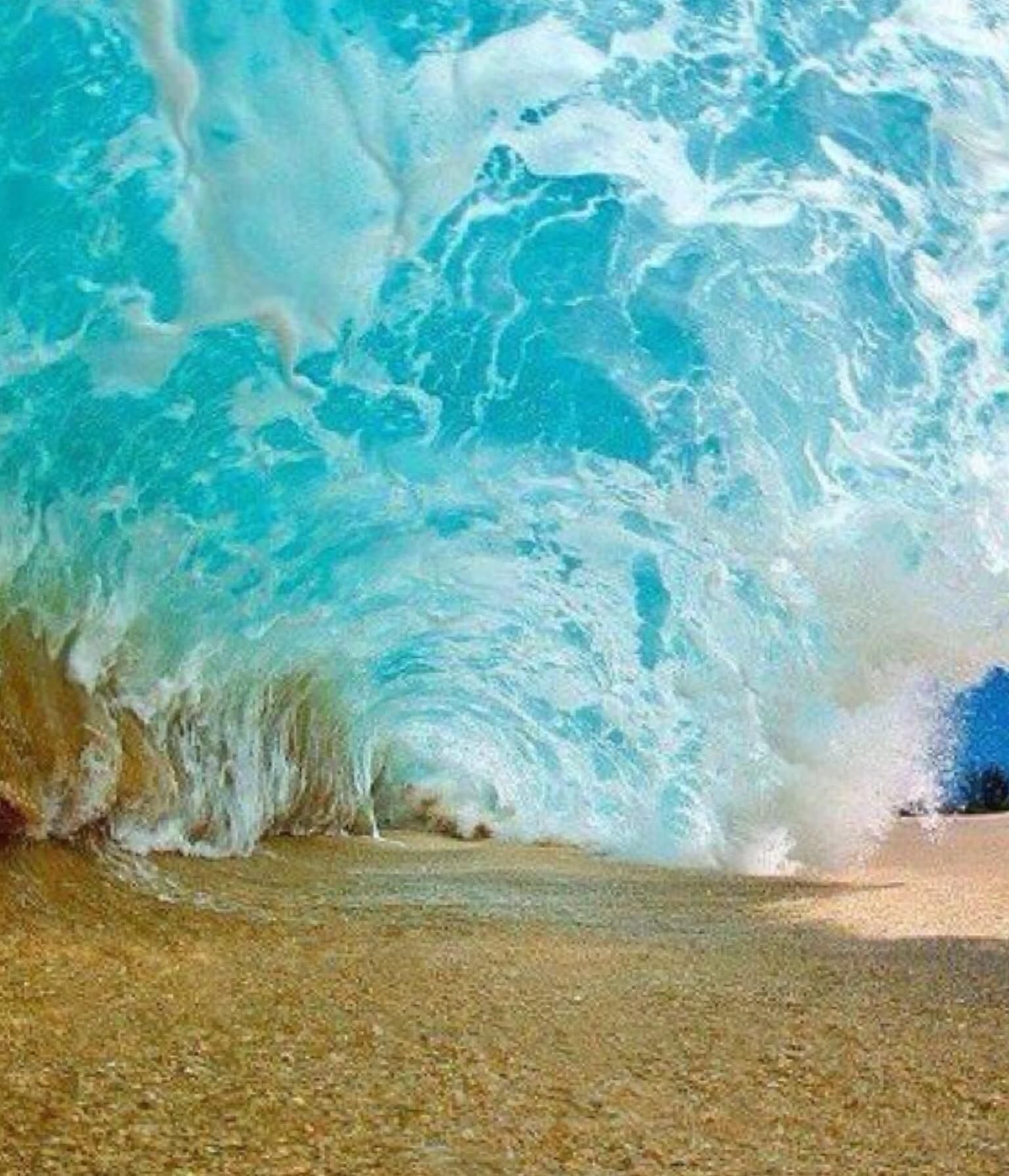 Хвилі у природі фото 6 фотография