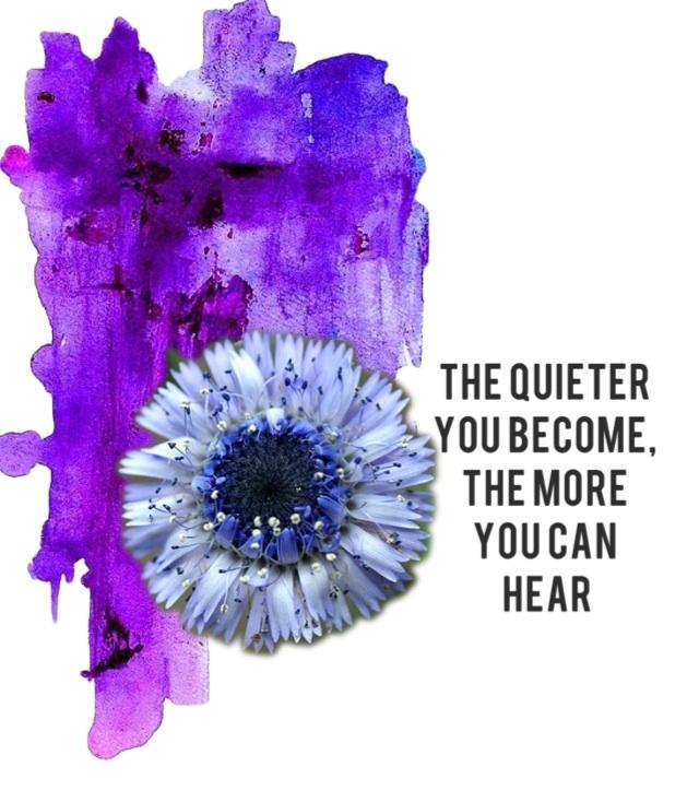 Listen to the silent roar!