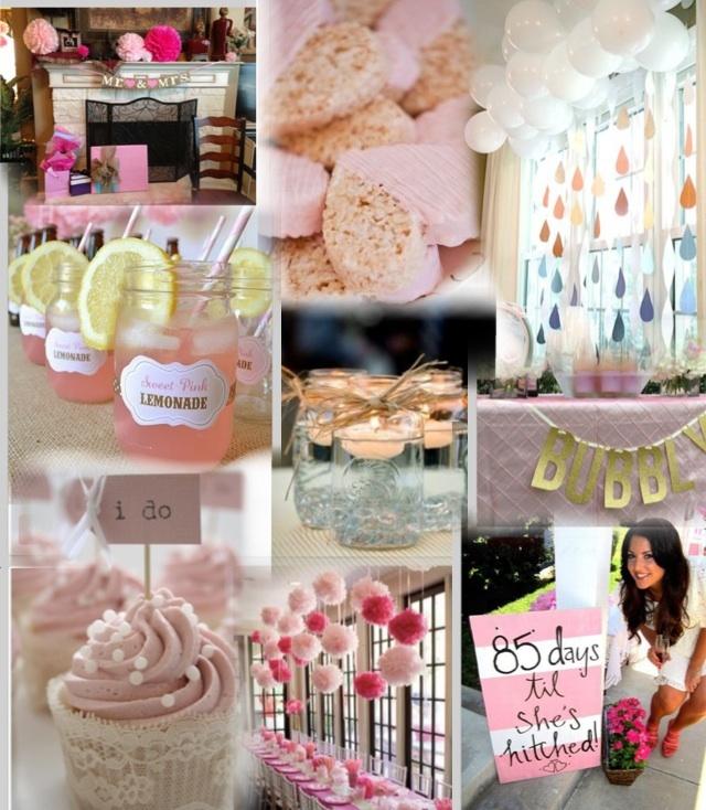Sweet Pink Bridal Shower!